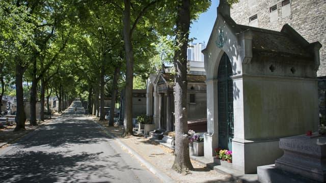 Des visites et animations sont organisées dans les cimetières parisiens ce samedi.