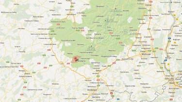 Le drame s'est déroulé à Ronchamp, non loin de Belfort
