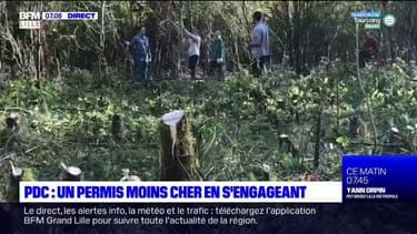 Pas-de-Calais: un permis moins cher en travaillant dans une association caritative