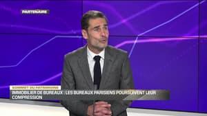 Sommet BFM Patrimoine: Immobilier de bureaux, les bureaux parisiens poursuivent leur compression - 18/10