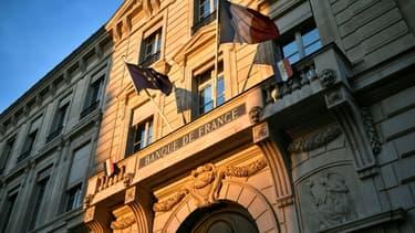La Banque de France à Paris, le 15 janvier 2020