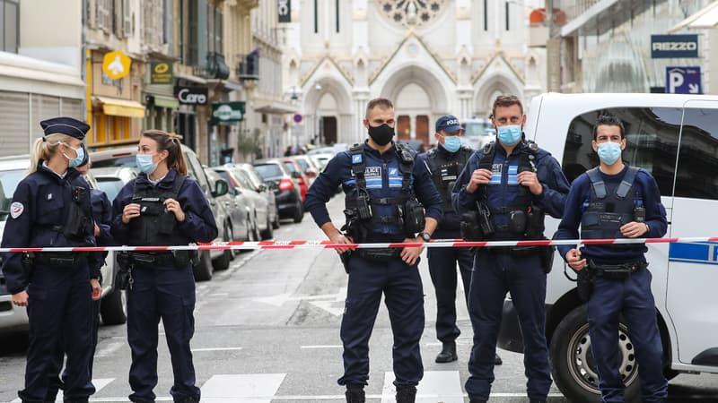 Attaque de Nice: un troisième homme en garde à vue