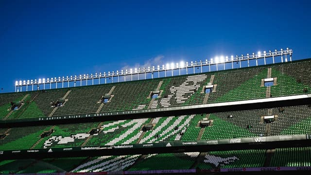 Le stade du Betis Séville