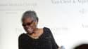 Maya Angelou à New York le 17 octobre 2013