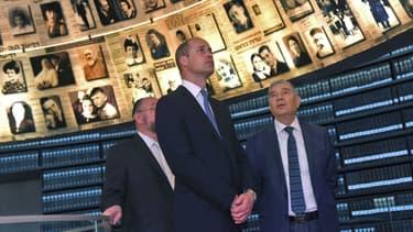 Le prince William à Jérusalem, le 26 jun 2018