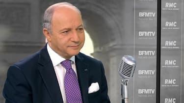 Laurent Fabius met en garde Moscou contre des sanctions de l'UE