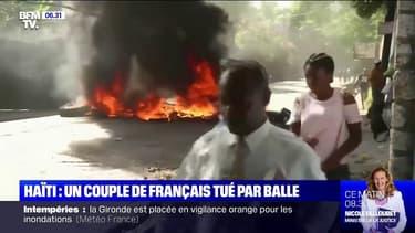 Deux français venus adopter des enfants en Haïti tués par balle à Port-au-Prince