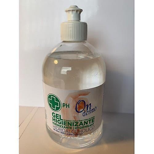 Avis de rappel d'un gel pour les mains hygiénisant de marque ON DERMO