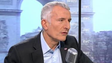 Guillaume Pépy, président de la SNCF
