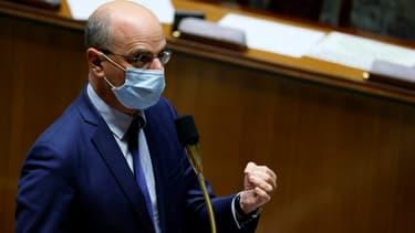 Jean-Michel Blanquer le 8 décembre 2020 à l'Assemblée nationale