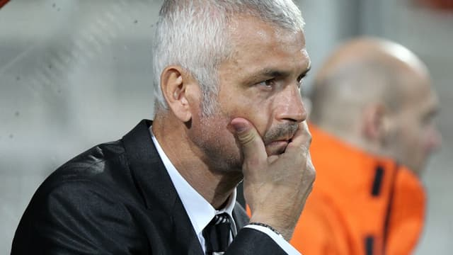 Fabrizio Ravanelli licencié par l'AC Ajaccio