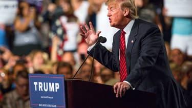 Les relocalisations étaient l'un des chevaux de bataille de Donald Trump pendant la campagne.