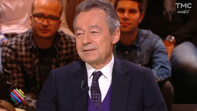 Michel Denisot dans Quotidien