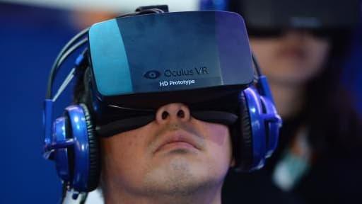 Les premiers investisseurs à croire au masque Oculus étaient passés par le crowdfunding.