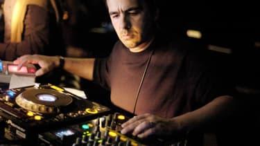 Laurent Garnier en 2007