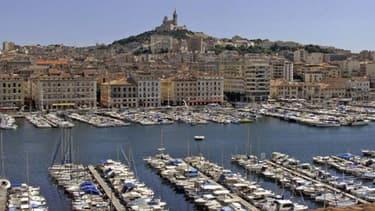 Marseille est le mauvais élève du classement.