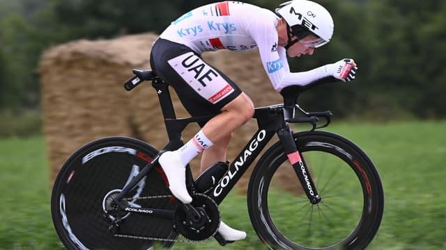 Tour de France 2021: Pogacar lors du contre-la-montre