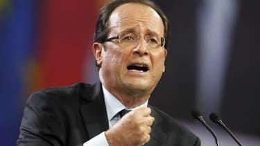 Pour François Hollande, la France est un bon élève de l'Europe