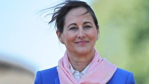 """Ségolène Royal veut """"accèlérer l'objectif"""" de déploiement du compteur Linky."""