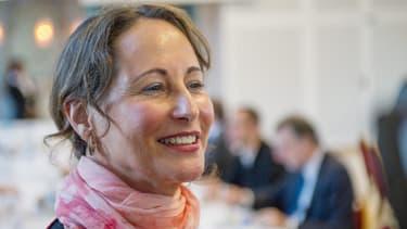 La présidente de la région Poitou-Charentes Ségolène Royal