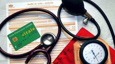 Le déficit pour la branche maladie atteint 6,1 milliards d'euros.