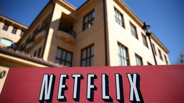 Le siège de Netflix à Los Gatos, en Californie.