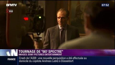 007 Spectre: La nouvelle bande annonce de James Bond