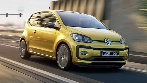 Une version Beats avec un système audio de 300 watts vient aussi enrichir la gamme Volkswagen Up.