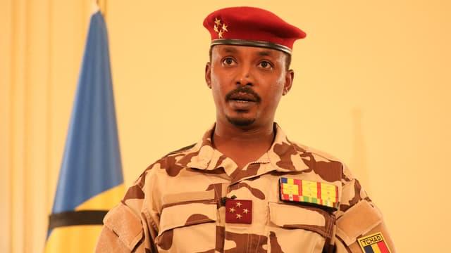 Mahamat Idriss Déby, le fils du défunt président tchadien Idriss Déby Itno