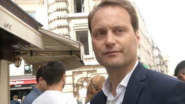 Sylvain Maillard est également chef d'entreprise.