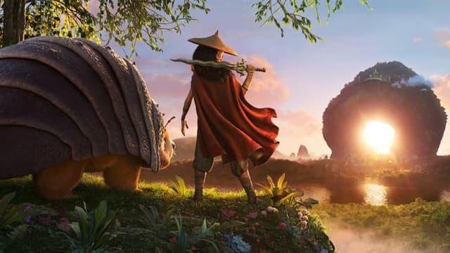 """""""Raya et le dernier dragon"""", le nouveau film d'animation de Disney"""