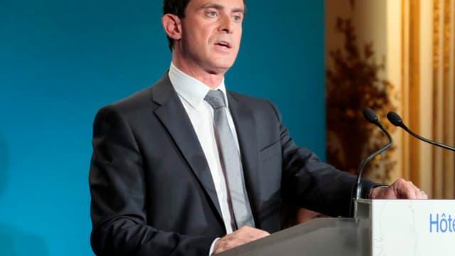 Pour Manuel Valls les conditions ne sont toujours pas réunies pour livrer le premier navire Mistral à la Russie