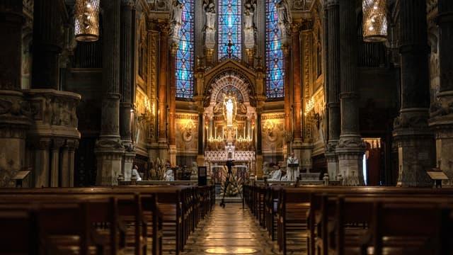 Les messes vont de nouveau être célébrées dans les églises du diocèse de Lyon dès ce samedi 23 mai 2020