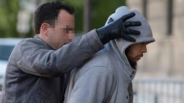 Alexandre Dhaussy est poursuivi pour avoir poignardé un militaire à la Défense en 2013.