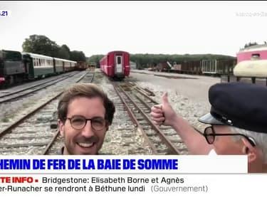 St-Valery-sur-Somme : Voyagez à bord de trains d'époque !