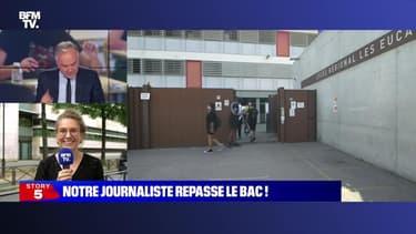 Story 9 : Notre journaliste repasse le Bac ! - 17/06