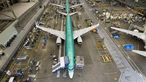 Les 737 doivent être livrés en 2020 au plus tard.