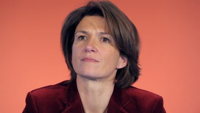 Isabelle Kocher, actuelle directrice financière de GDF Suez, pourrait devenir la première femme dirigeante d'un groupe coté sur le Cac 40.
