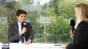 Julien Denormandie, le ministre du Logement
