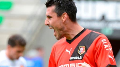 Julien Féret a encore marqué un but magnifique.
