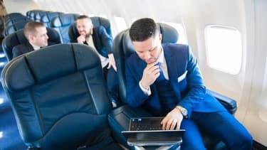 Le Boeing 737-700 qu'elle a réaménagé disposera de 60 sièges inclinables.