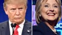 Donald Trump et Hillary Clinton ont dans le viseur le 8 août prochain, date de l'élection présidentielle