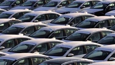 Le marché automobile européen s'est encore contracté au mois de mai.