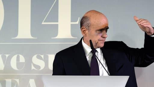 Alain Juppé n'ira pas au Conseil national de l'UMP samedi