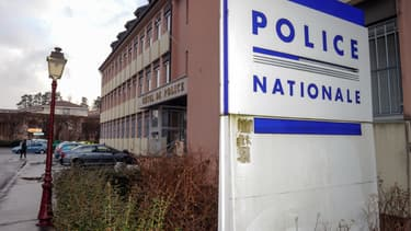 Hôtel de police de Belfort.