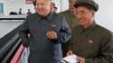 Kim Jong-Un, en août 2014.