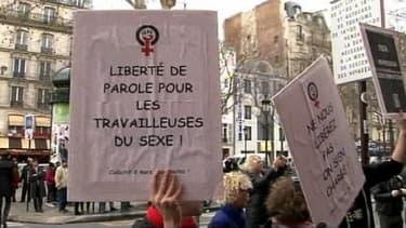Les manifestants à Paris, samedi 13 avril 2013
