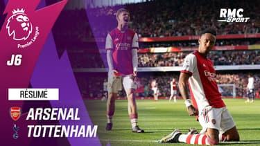 Arsenal 3-1 Tottenham - Premier League (J6)