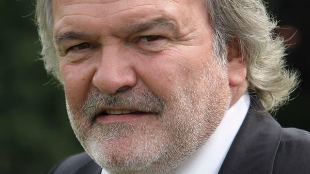 Henri Legarda, le président du Mans