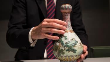 Le vase Qianliong